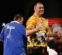 2008: Mardle hat eben Taylor besiegt