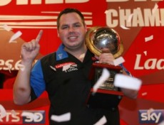 Adrian Lewis PDC Weltmeister 2011