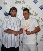 Andy Fordham September 2007