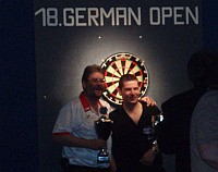 Gary Anderson - German Open 2006
