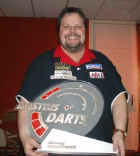 Peter Manley - Masters of Darts