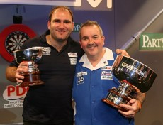 Scott Waites  & Phil Taylor GSOD 2009