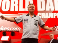 Mark Hylton - PDC Dart WM 2011