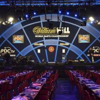 Dartreise: PDC Dart WM 2018 im Ally Pally - London